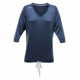 Bluzka damska z rękawem ¾ Devold Aspøy (Lifestyle)