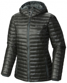 Kurtka damska Columbia Platinum Plus 740 TurboDown Hooded Jacket